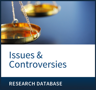 Issues & Controversies